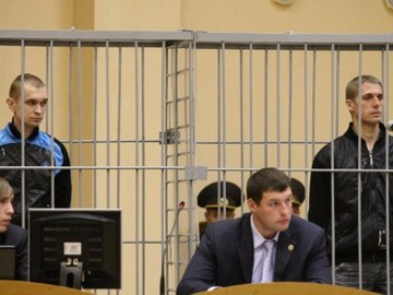 В Белоруссии казнили Владислава Ковалева и Дмитрия Коновалова