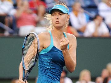 Мария Шарапова проиграла белорусской теннисистке Виктории Азаренко