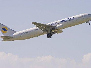 Рейсы Аэросвита отменят из за долгов