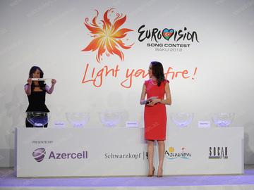 Украина на Евровидении 2012 выступит под номером 7