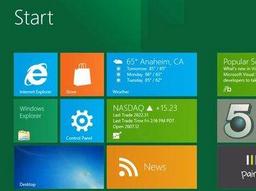 Windows 8 будет готова летом