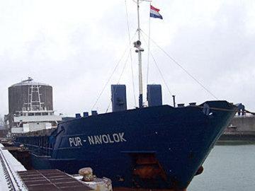 За судно, перевозившее уголь из Украины в Турцию, Грузия потребовала 30 тыс. долларов