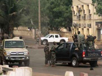 Военный переворот в Африке (Мали)