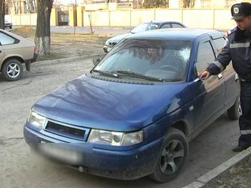Найден водитель ВАЗ-а, скрывшийся с места ДТП в Одесской области