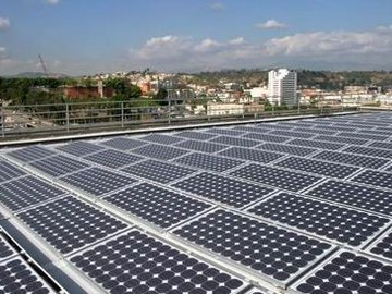 В Одессе будут устанавливать солнечные батареи