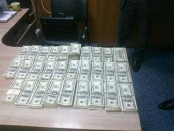 В Одессе задержали руководителя предприятия за взятку в $70'000