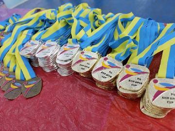Сборная карате Одессы победали международном турнире «IX Kyev Open»