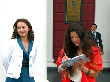 Завтра Руслана выступит в Одессе