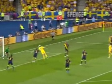 Украина-Швеция 2:1