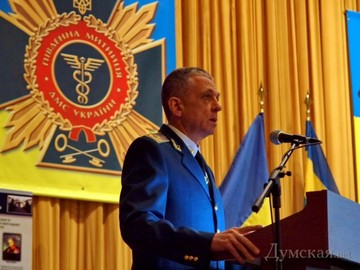 В Одессе уволен начальник Южной таможенной службы