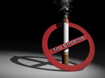Закон о запрете курения на Украине вступил в силу