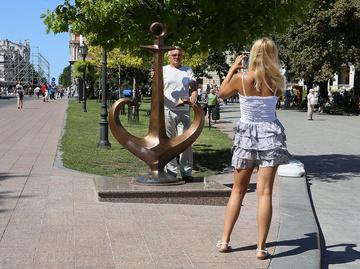Одесса заработала на туристах более 2 миллионов в 2012 году