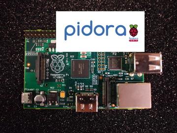Pidora - новый дистрибутив линукс для Raspberry Pi