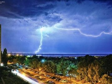 Погода в Одессе на этой неделе не жалует