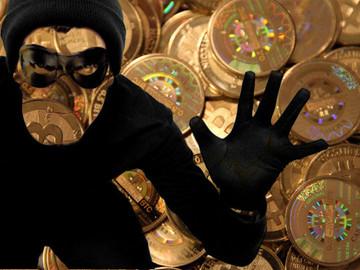 Bitcoin: крупнейшая кража на $100 млн.