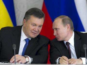 Янукович договорился с Путиным о кредите в $15 млрд. и скидках на газ