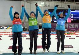 Результаты Зимней Олимпиады в Сочи 2014