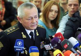 Украина выводит войска с Крыма