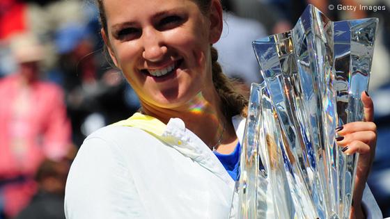 Виктория Азаренко, фото WTA