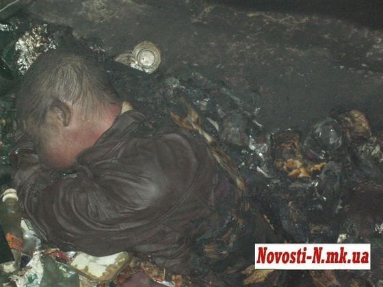 В Николаеве обнаружили труп
