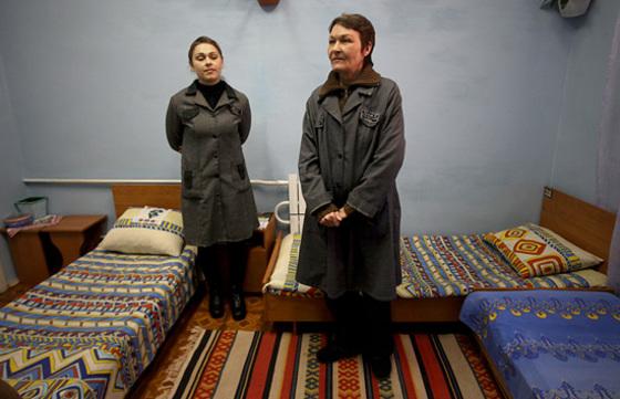 Как содержат Юлию Тимошенко (фото)