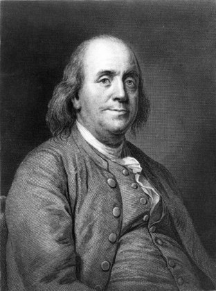 Бенджамин Франклин, @wikifiles