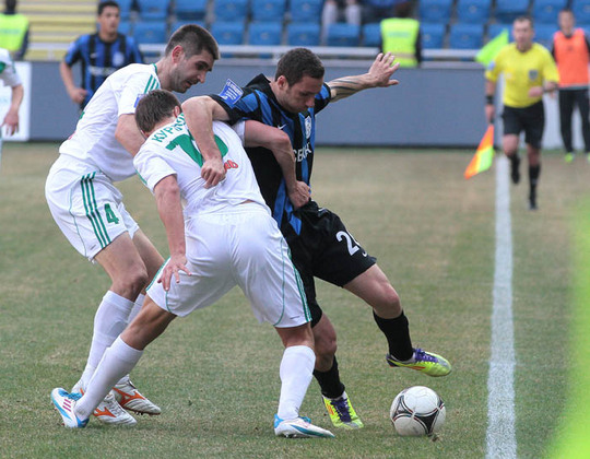 Одесский Черноморец vs Ворскла