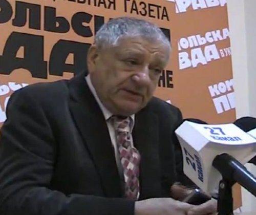 Эмиль Фисталь на пресс конференции о лечении Оксаны Макар