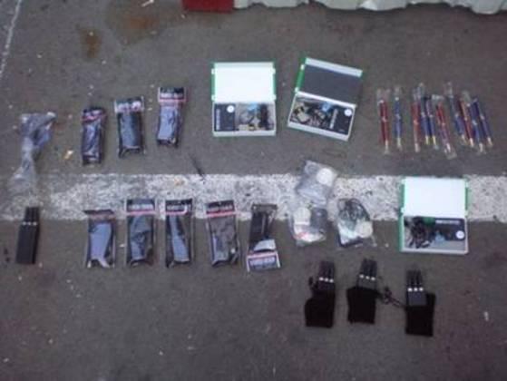 Изъятые шпионские приборы, фото @СБУ