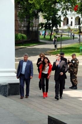 Руслана в Одессе. Фото @сайт Одессы