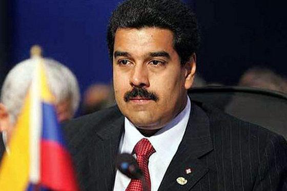 Николас Мадуро, вице президент Венесуэлы. Уго Чавес до смерти объявил его своим преемником