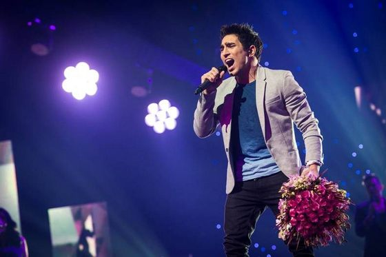 Фарид Маммадов, Азербайджан. Занял 2-е место на Евровидении 2013