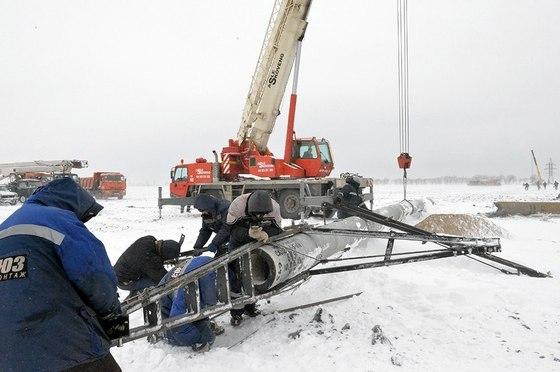 В Одесской области обрушились электрические опоры и сотни населенных пунктов остались без света, в том числе и город Южный