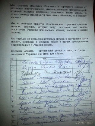 Новости с Майдана